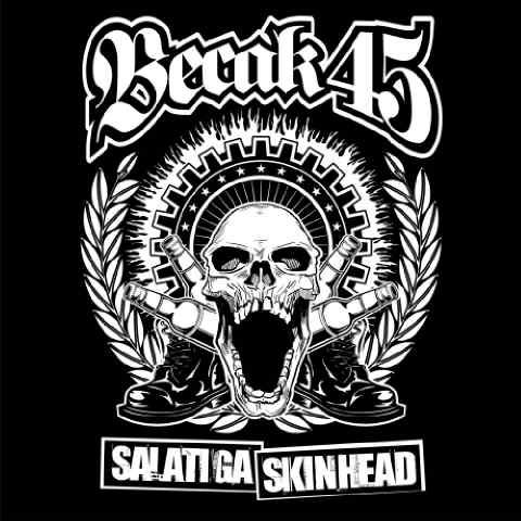 BECAK 45 NEW 2016