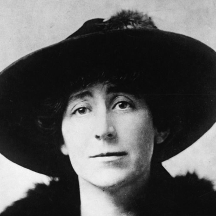 Jeannette Rankin was the first woman to serve in the U.S. Congress. She helped pass the 19th Amendment, giving women the right to vote, and was a committed pacifist.