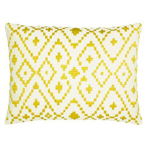 Buy John Lewis Fusion Ikat Cushion Online at johnlewis.com £15