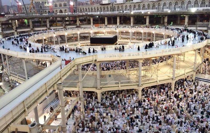 Method of Umrah step by step