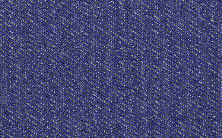 Kvadrat/Raf Simons – Masai. Fine, softly draped wool-blend cloth with a very pronounced ridged twill stripe. The most graphically bold of Simons' three new designs