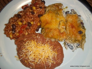 "Clean ""refried beans"" using pinto beans"