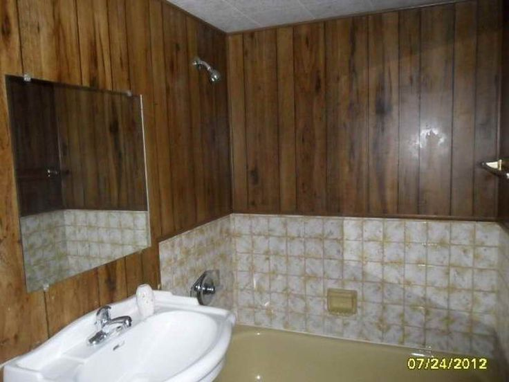 17 best images about how to install wood paneled bathroom on pinterest bathroom renovations Bathroom designs wood paneling