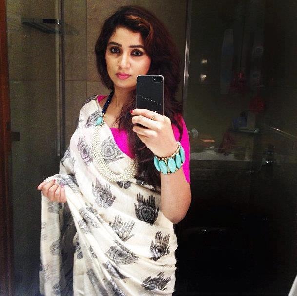 Singer Shreya Ghoshal ...