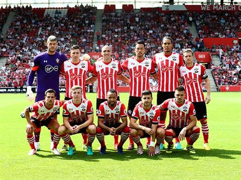 SOUTHAMPTON FC | Official Website of Saints – latest news, photos and videos