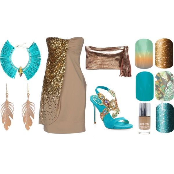 """Pocahontas Jamberry Style""  Order your Jamberry nails at wrappedtoperfection.jamberrynails.net"