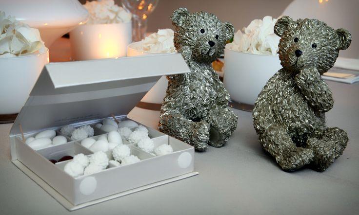 Teddy e Confetti Wedding