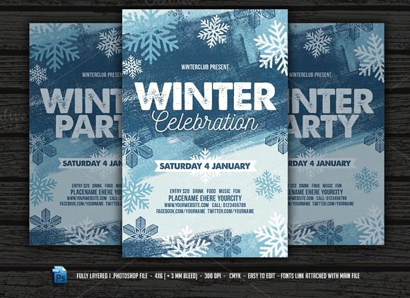 Best Flyer Template Images On   Flyer Template