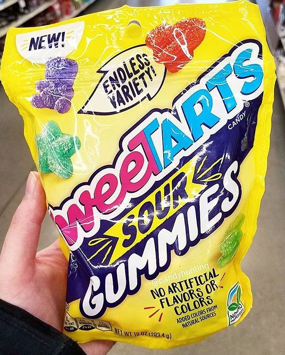 Sweetarts Sour Gummies