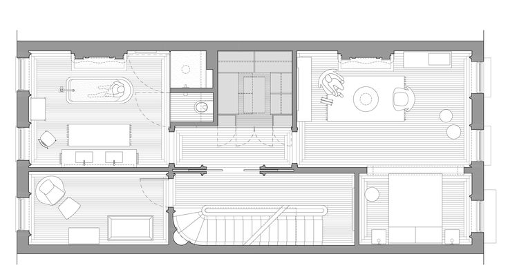 Buck Projects — PROSPECT HEIGHTS BROWNSTONE