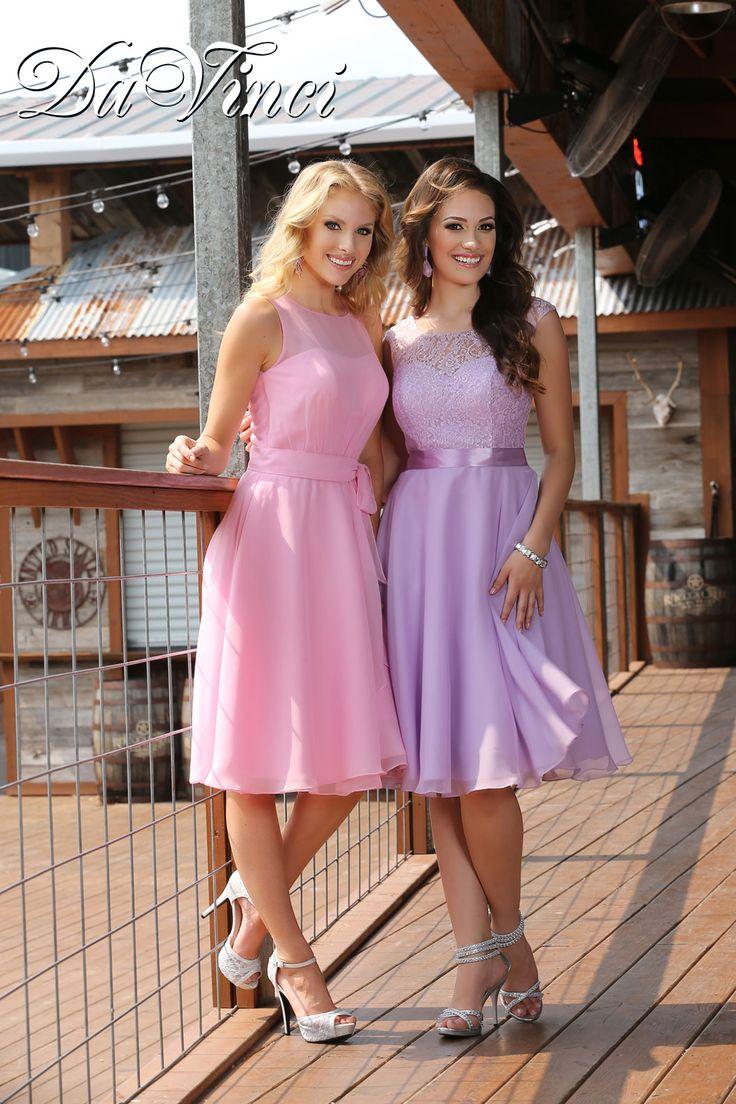 Perfecto Bridesmaids Different Dresses Componente - Colección de ...