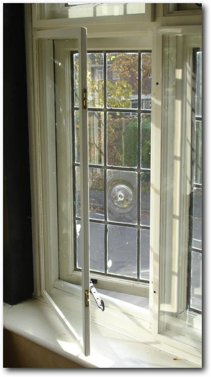 Easy low-cost do-it-yourself secondary glazing