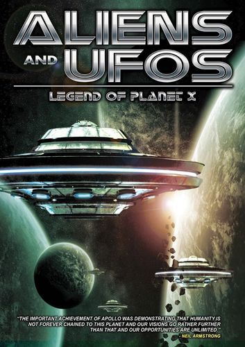 Aliens and UFOs: Legend of Planet X [DVD] [2015]