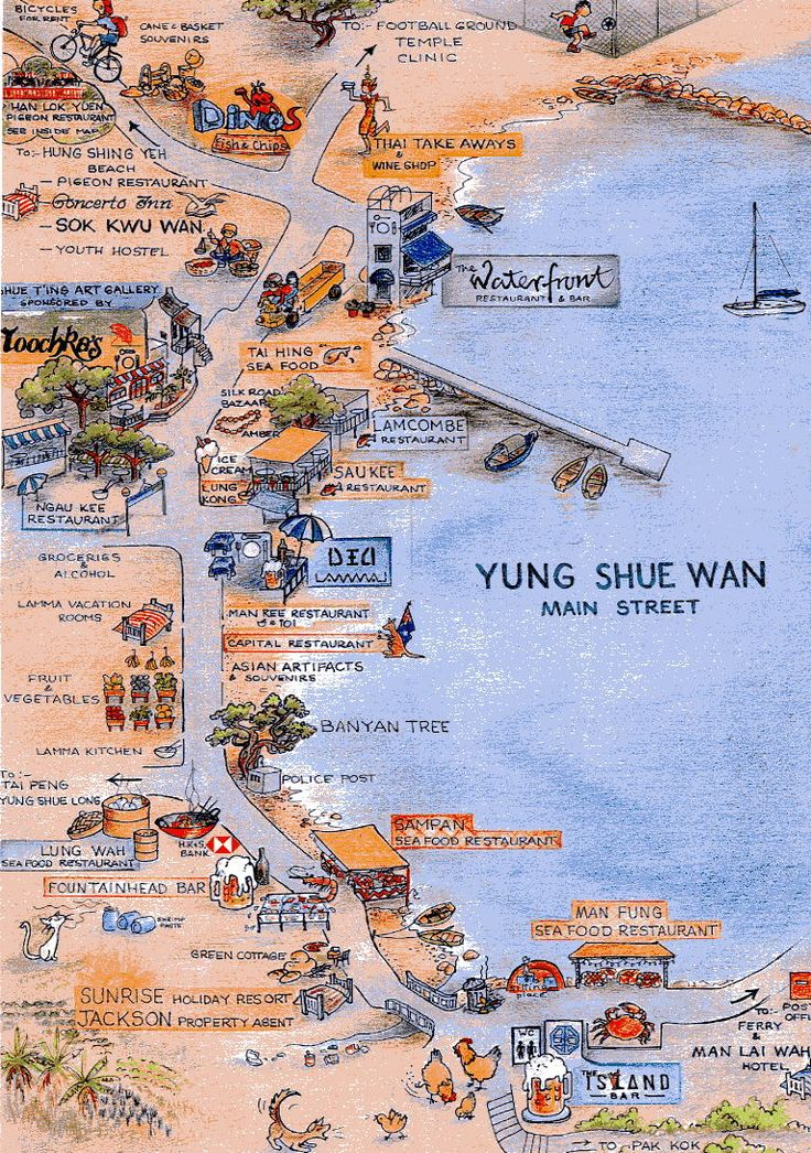 how to get to lamma island