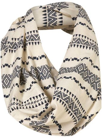 scarf - like the pattern