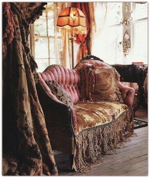 A Very Gypsy Room Bohemian Life Pinterest
