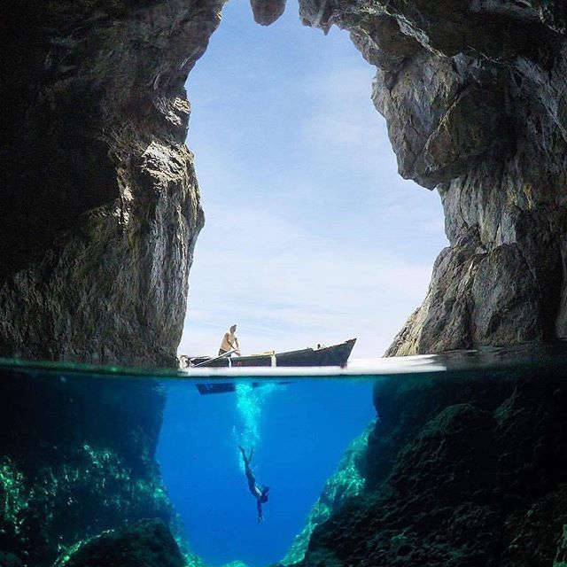 Karpathos Island - Greece Photo by @travisburkephotography