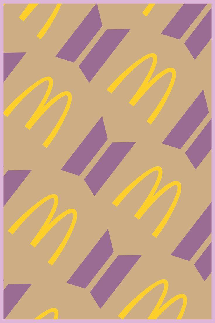 Bts X Mcdonalds Meal Set In Korea Poster Bts Logo Print Bts Mcdonalds Meal Set Poster Bts Print Rm Suga Jin Jhope Jimin V Jungkook In 2021 Bts Wallpaper Bts Backgrounds Bts x mc wallpaper