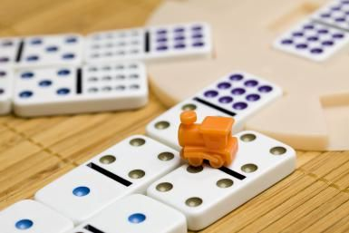 All Aboard! Learn to Play Mexican Train Dominoes