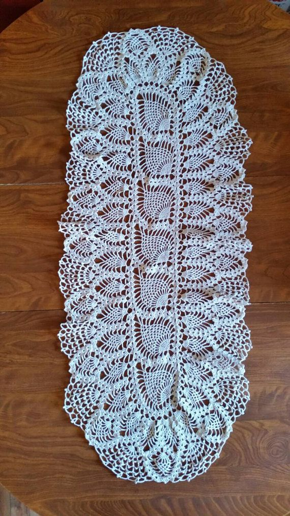 Free Crochet Patterns For Dresser Scarves : 1000+ images about Crochet on Pinterest