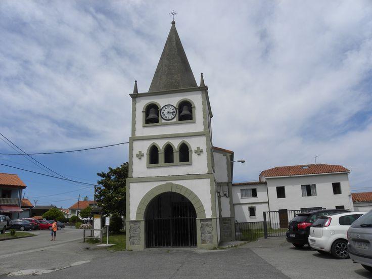 Iglesia del Pueblo de Oviñana Cudillero-Asturias