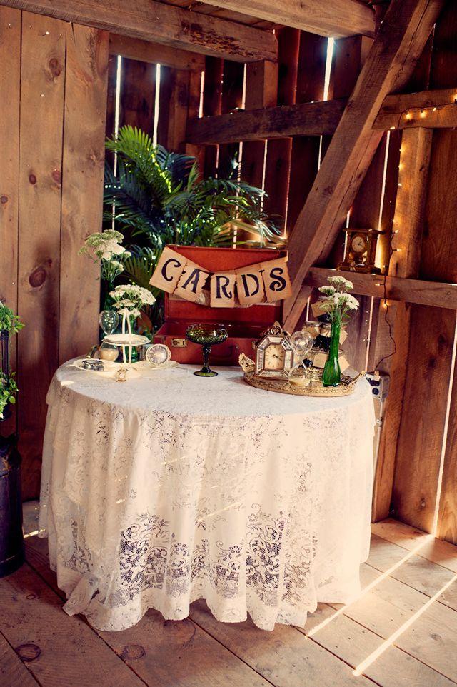 Homemade: Vintage Clock Inspired | Barn Wedding ~ A UK Wedding Inspiration & Wedding Ideas Blog