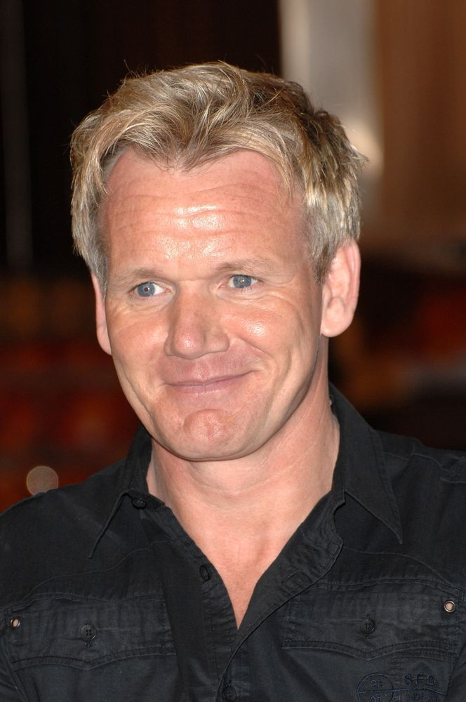 Eat at one of Chef Gordon Ramsay's restaurants