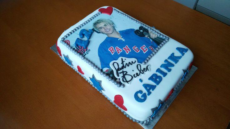 Cake- Justin Bieber