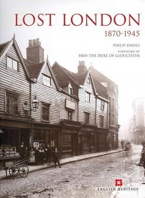 Fascinating book offering a 'Door into the Past' with fabulous photos of old London buildings and people!!!! by Philip Davies