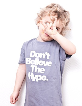 Don t believe the hype kiddo couture pinterest