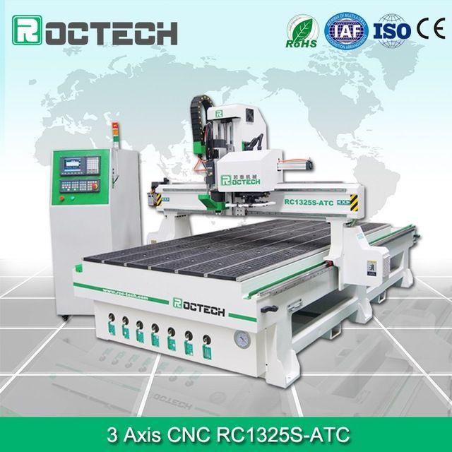 3D CNC Holzbearbeitungsmaschine Kombiniert RC1325S-ATC-in Andere Holzbearbeitungsmaschinen aus Holzbearbeitungsmaschinen auf m.german.alibaba.com.