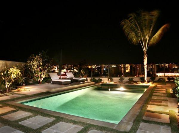 Die besten 17 ideen zu pool rechteckig auf pinterest for Garten pool was beachten