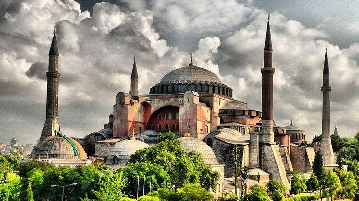 Ayasofya Camii ve Müzesi | Camiler, Türbeler, Medreseler, Evliyalar, Dualar