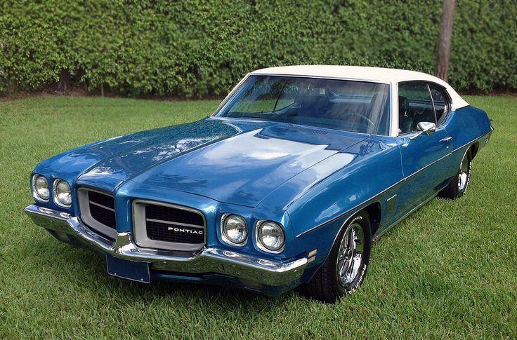 1971 Pontiac Lemans Sport Muscle Car Pontiac Lemans Best Muscle Cars Pontiac