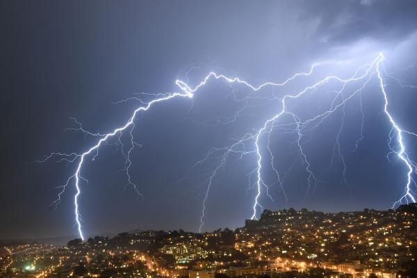 Deaths by lightning hit an all-time low in 2017, according to the National Weather Service.