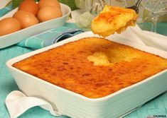 Receita de Manjar celeste. Descubra como cozinhar a receita de manjar celeste de maneira prática e deliciosa com a TeleCulinária!