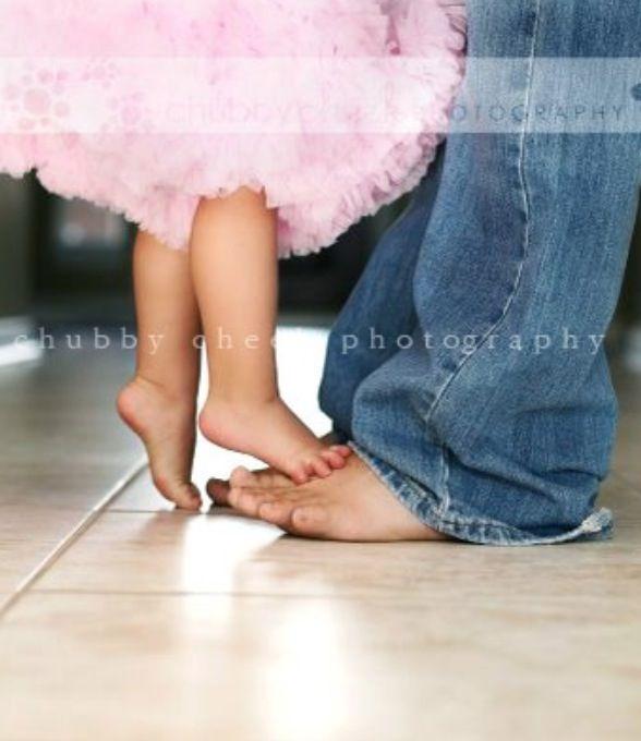 Vader&dochter foto, maar dan in trouwkleding #smelt