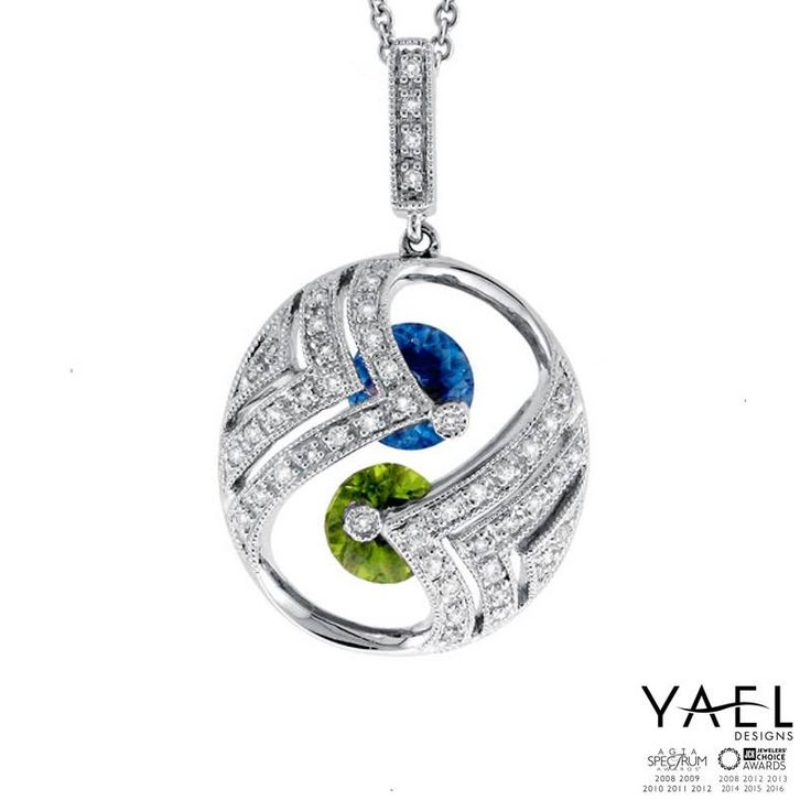 Between 80 - 90% of the world's #peridot comes from the San Carlos #Apache #Indian Reservation. Previously, when silver and copper were discovered, the US Government reclaimed large swaths of reservation land, including what became the Sleeping Beauty Turquoise mine. The Apaches have managed to keep the peridot mine in Apache hands, and many have trained in lapidary or become geologists to support the mine. Do you own any peridot? #YaelDesigns