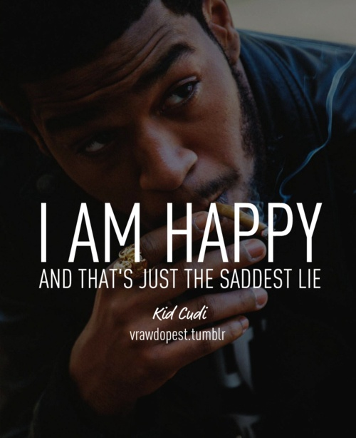 my favorite line from my favorite kid cudi song <3