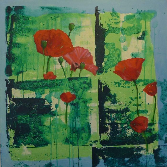 Anne-Lise Pragner || Kunst2100 || Østerbro kunstnere
