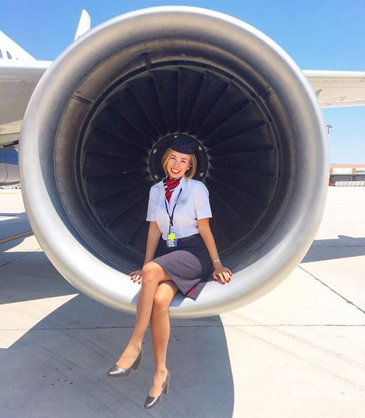 "567 Likes, 8 Comments - TOPSTEWARDESSES (@topstewardesses) on Instagram: ""@pinkmagicstuff. The most beautiful flight attendants of the world. Airline: #Britishairways…"""