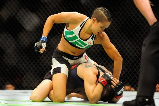 UFC Fight Night 73: A New Name Emerges in the Ronda Rousey Sweepstakes