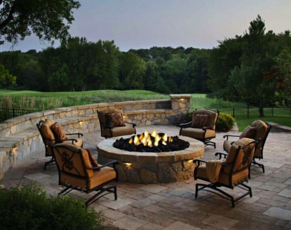 Awesome Best Outdoor Fire Pit Design