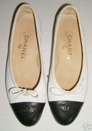 #CHANEL ballet flats #elclasico #classic #fashion