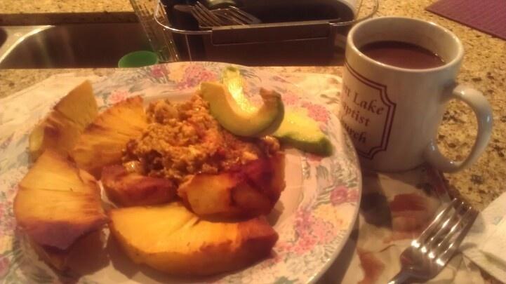 Jamaican breakfast   Meal Ideas   Pinterest