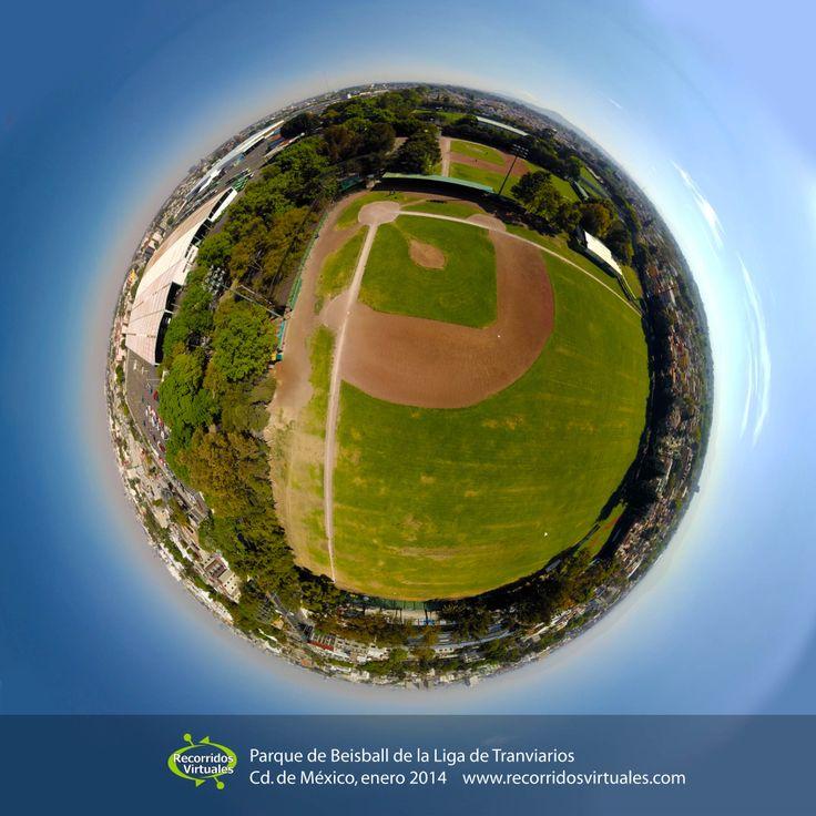 Parque de Beisball de la Liga de Tranviarios del D.F.