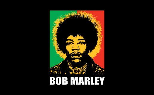 BOB MARLEY T-SHIRT, tshirthell.com