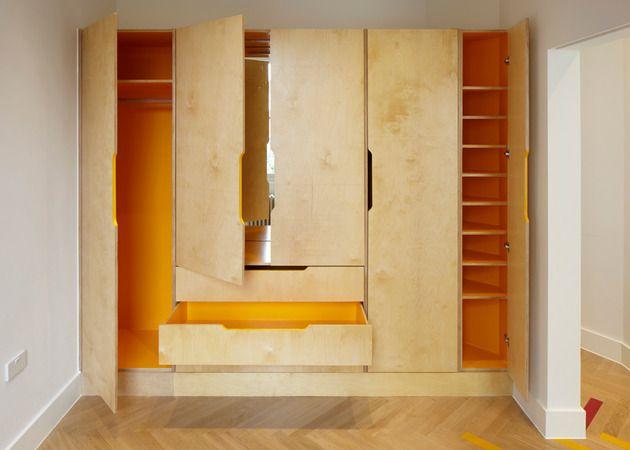 Vibrant Herringbone Floors Generate Colorful Graphic Interiors 15e3e colorful graphic interiors featuring bright herringbone floors 8 thumb 630xauto 43369 interior design ideas Decor Photo