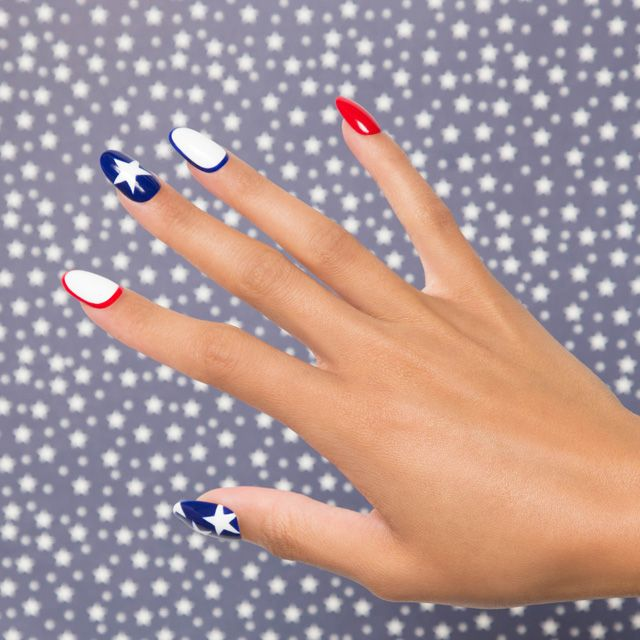 2 unusual 4th of july manicures