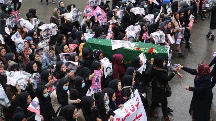 What the Afghan protests are really about